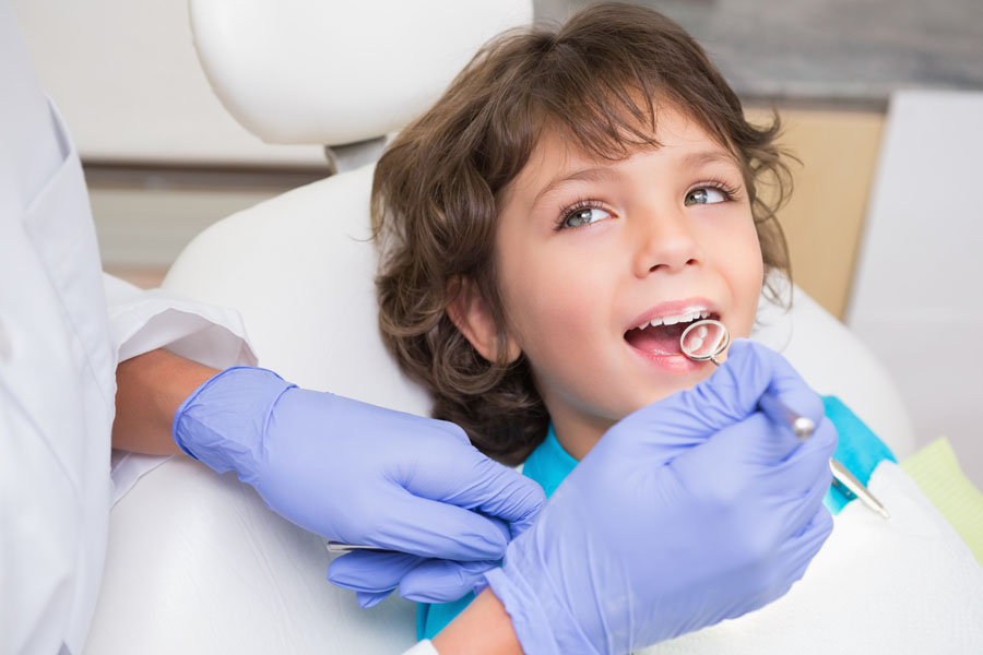first visit at Epsom Dental